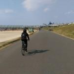 荒川CRから戸田競艇場まで行ってきました♪