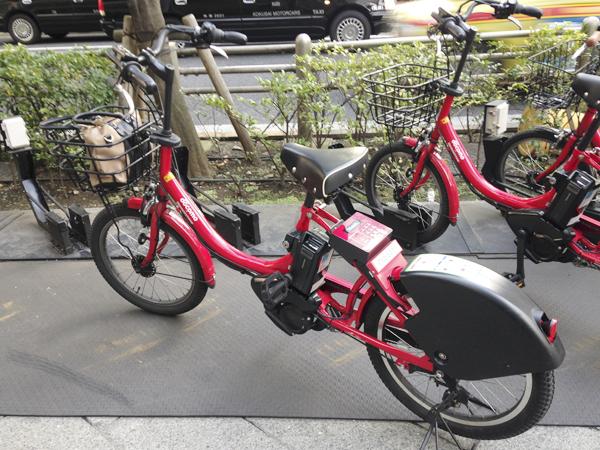 東京4区にポートがあるdocomo bike shareが運営している自転車シェアリングサービスを利用してみました。気軽にレンタルサイクリング!