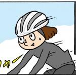 サイクリング中に考え事をすると物語が出来るあるある