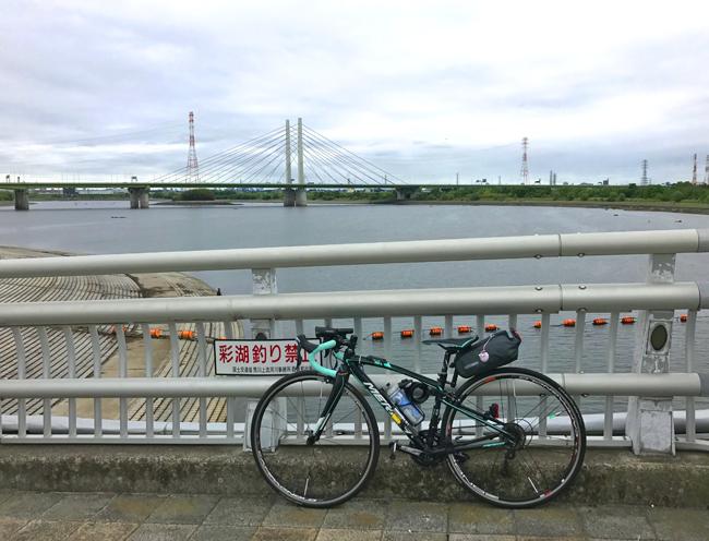 荒川〜入間川〜カフェキキまでの180kmロングライド!彩湖