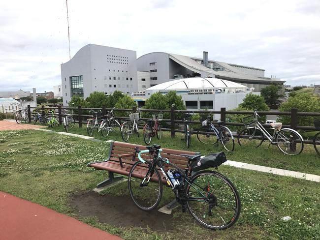 荒川〜入間川〜カフェキキまでの180kmロングライド!戸田競艇場!