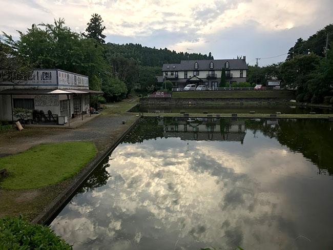 グランフォンド亀山温泉ホテル2017に参加してきました!千葉の房総をサイクリングした後は温泉に入って疲労回復♪目の前は釣り堀〜!