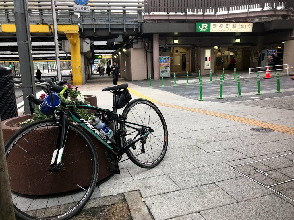 29駅ある山手線一周ライドしてきました!とても楽しく都内をサイクリングできました!浜松町〜