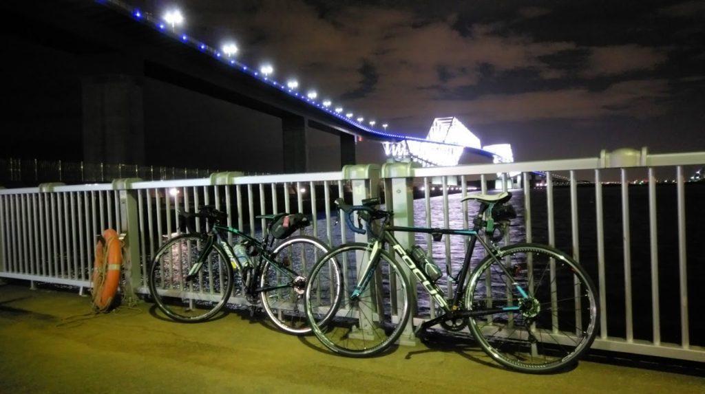 若洲海浜公園|写真映え間違いなし!都内の夜景観光スポット巡りしてきました^^夏だからこそオススメするナイトライド♪