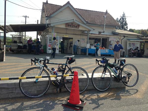 木更津から養老渓谷までサイクリング!ロードバイクで60〜70kmのちょうど良い標高でした♪