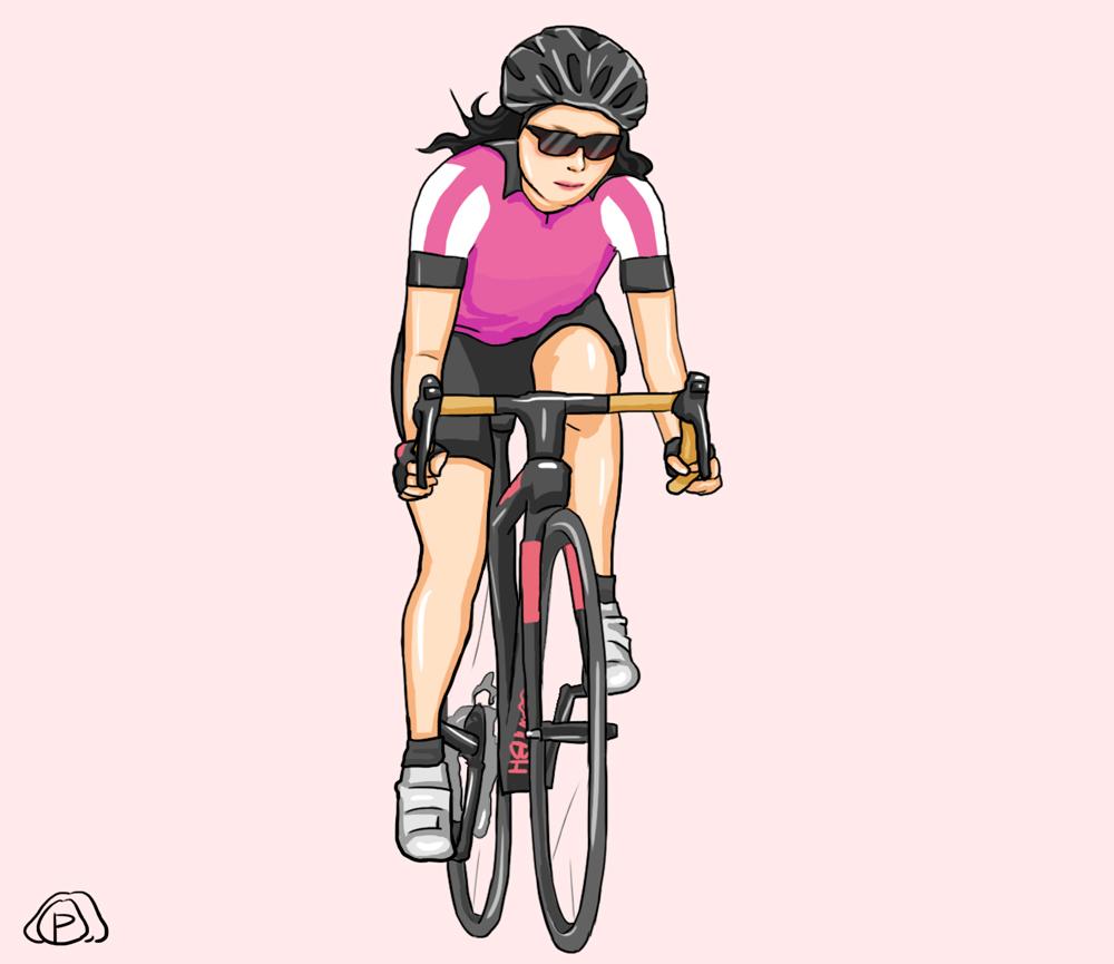 【自分がLINEスタンプになる企画】ローディ&サイクリスト用LINEスタンプ画像プレゼント☆その2
