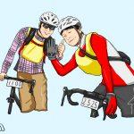 【自分がLINEスタンプになる企画】ローディ&サイクリスト用LINEスタンプ画像プレゼント☆その4