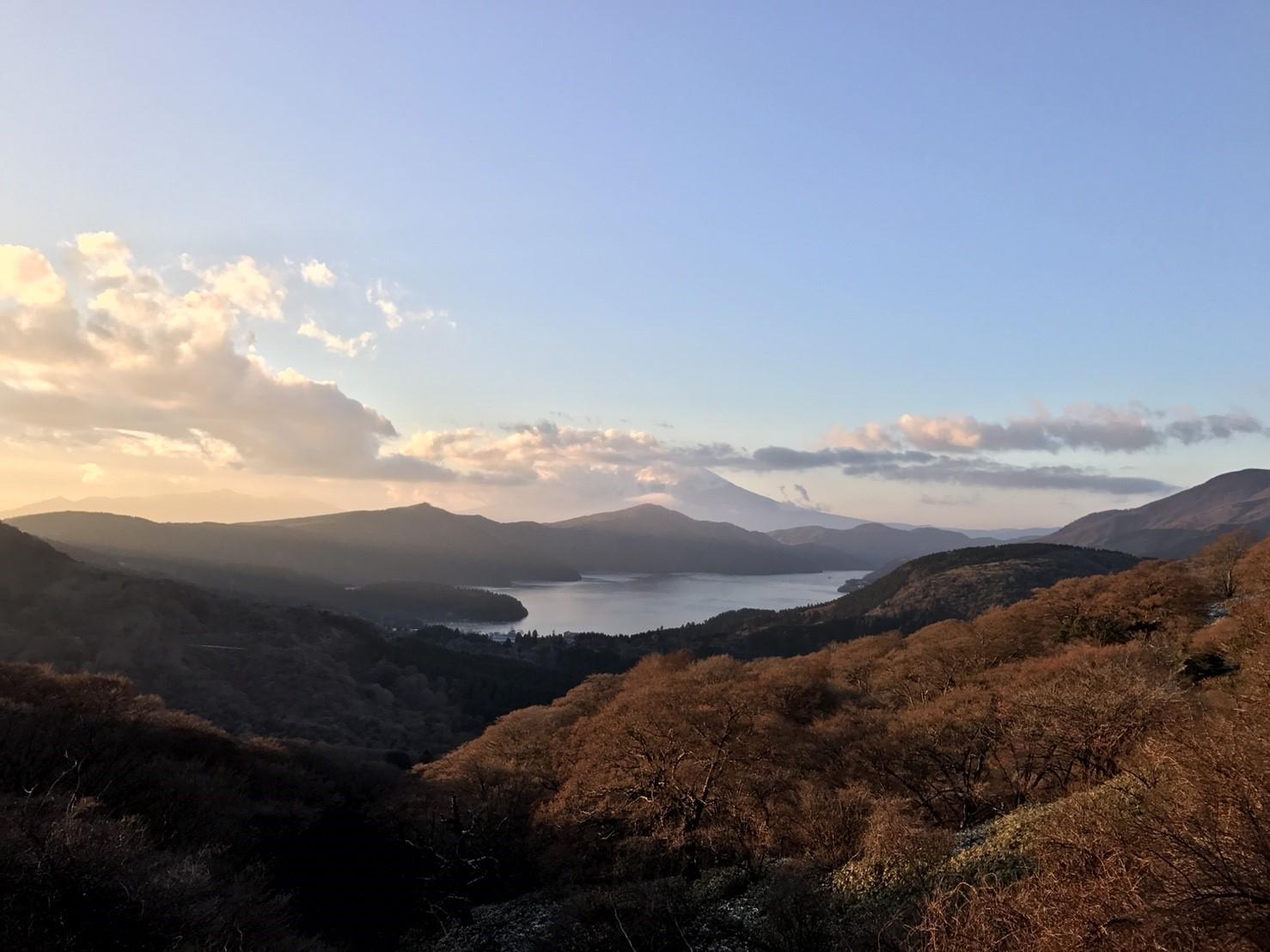 箱根でサイクリングしてきました!ヒルクライムに挑戦☆箱根〜芦ノ湖〜大観山〜湯河原