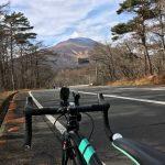 軽井沢で紅葉サイクリング♪動物に注意なヒルクライム!?