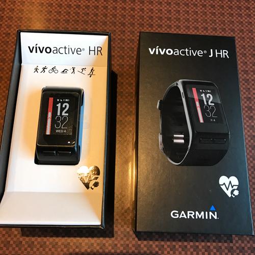 ローディ必見!GARMINスマートウォッチどれを買ったら良いか迷ったときはこれだ! GARMIN vivoactive J HRを日常的につかってみた感想をブログにしました!