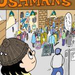 【5話】自転車超初心者Pちゃんのドキュメンタリー系成長漫画『Pちゃん自転車が欲しいの巻5』