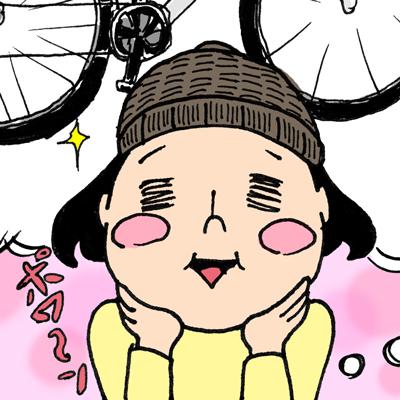 クロスバイクの納車待ち。まだかな〜自転車が欲しい超初心者Pちゃんのドキュメンタリー成長漫画。