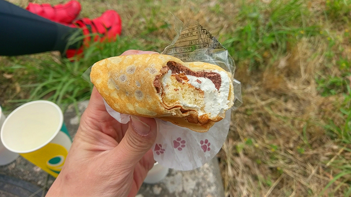 女性ローディにもオススメな新潟シティライドに参加してきました!新潟のお菓子屋ごはんが沢山出てきて、大満足でした!