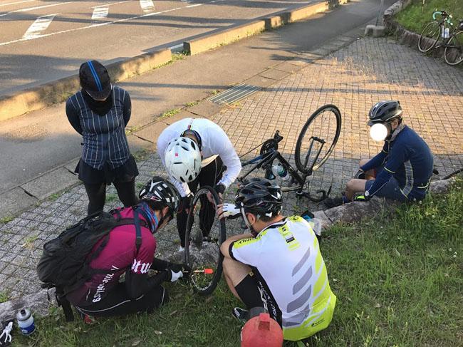 初心者ローディには自信がつく!那須でほぼヒルクライムなサイクリングコースを走ってきました♪残り3キロ地点でパンク〜!