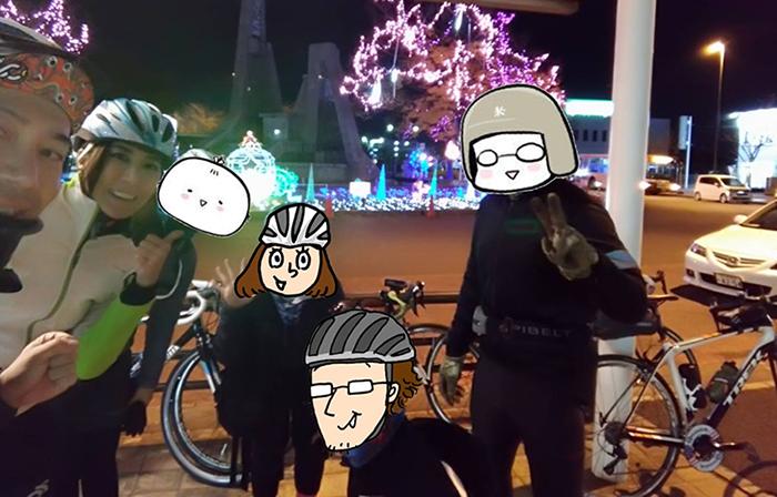 豪華メンバーで鹿野山〜千葉房総ライドしてきました☆無事君津駅到着!