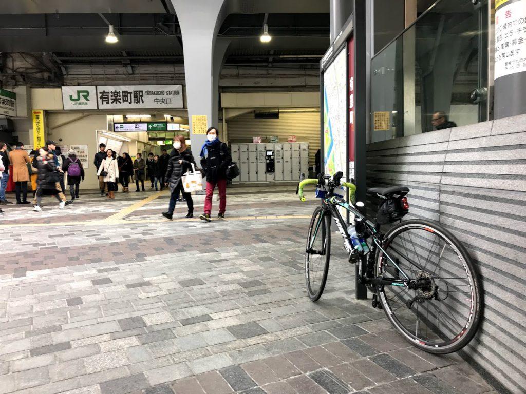 29駅ある山手線一周ライドしてきました!とても楽しく都内をサイクリングできました!次は有楽町!
