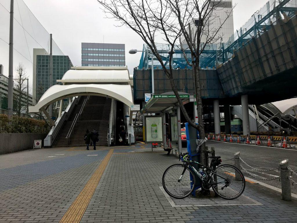 29駅ある山手線一周ライドしてきました!とても楽しく都内をサイクリングできました!田町〜!