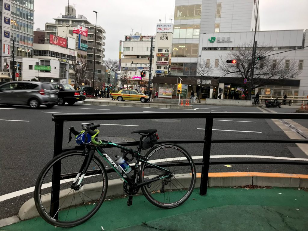 29駅ある山手線一周ライドしてきました!とても楽しく都内をサイクリングできました!巣鴨!