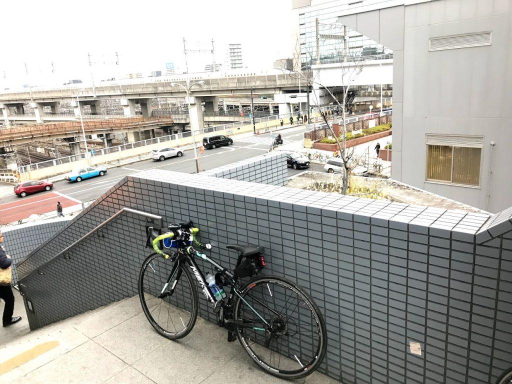 29駅ある山手線一周ライドしてきました!とても楽しく都内をサイクリングできました!田端!