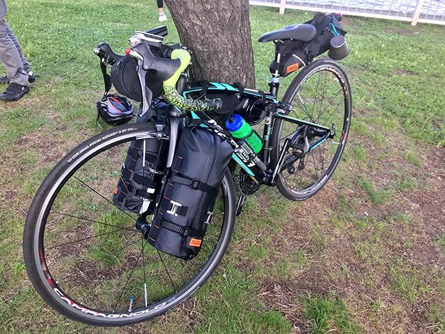 低身長女性ローディでもキャンプ道具一式ロードバイクに積めたよ!!〜全てがとにかく軽くてコンパクト★購入したキャンプ道具の使用レビュー〜