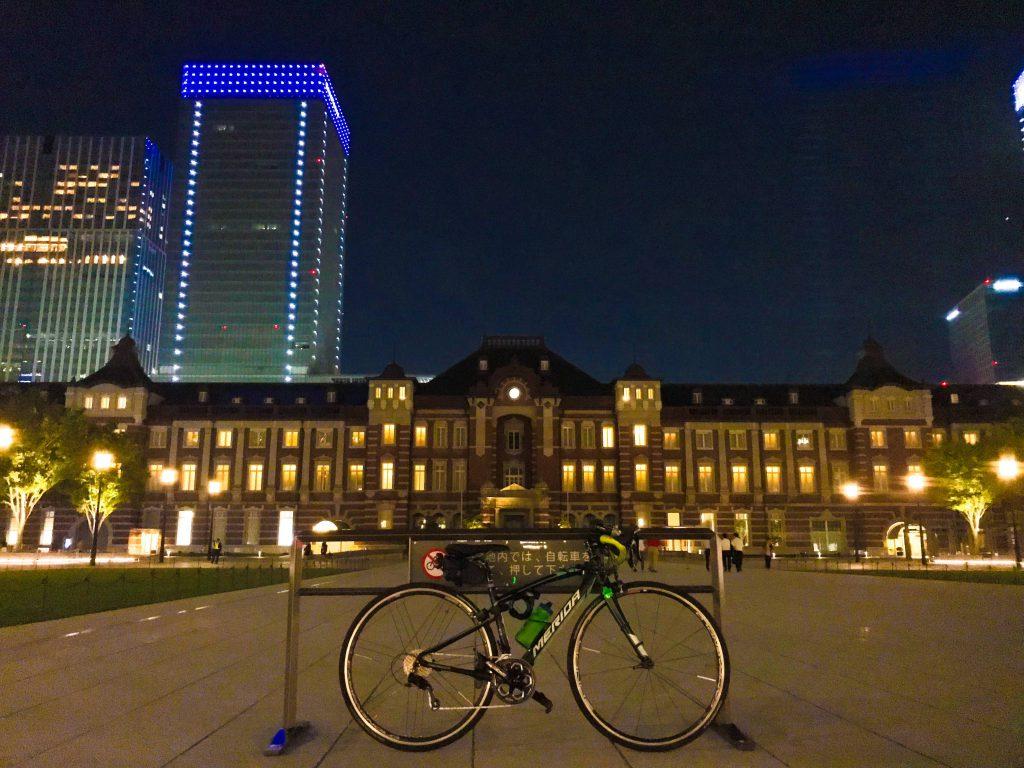 東京駅写真映え間違いなし!都内の夜景観光スポット巡りしてきました^^夏だからこそオススメするナイトライド♪