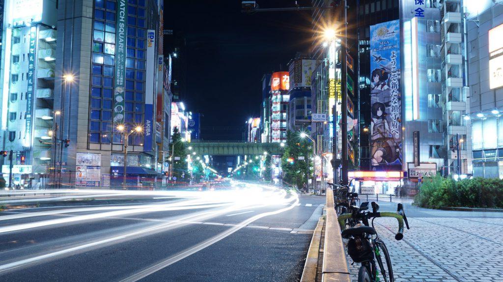 万世橋、秋葉原|写真映え間違いなし!都内の夜景観光スポット巡りしてきました^^夏だからこそオススメするナイトライド♪