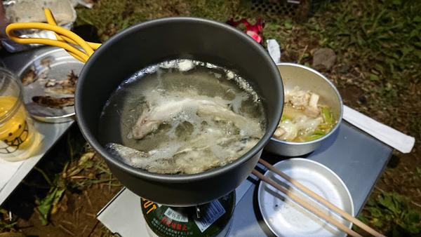 【キャンプ飯編】包丁も使わずに調味料は2つだけで4品!〜Pちゃんのお気軽クッキング〜天ぷらのレシピ
