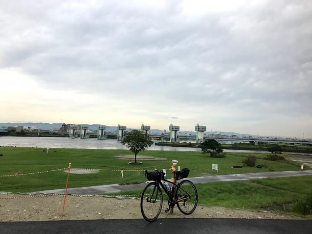 <2日目>関西出張ライドしてきました!梅田〜京都〜琵琶湖_淀川CR!