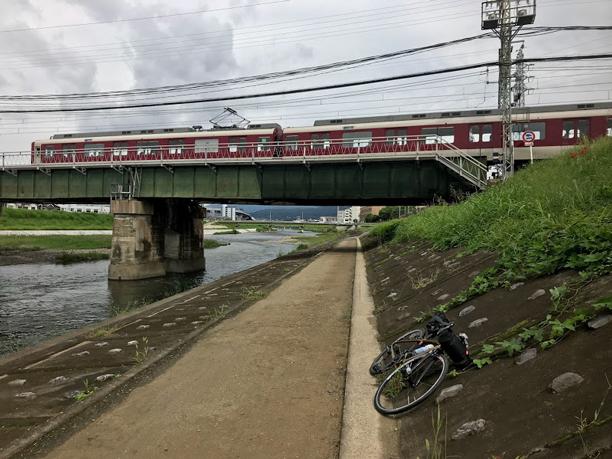 鴨川CR!<2日目>関西出張ライドしてきました!梅田〜京都〜琵琶湖