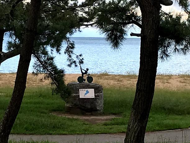 倒木してて近くに寄れなかった<2日目>関西出張ライドしてきました!梅田〜京都〜琵琶湖