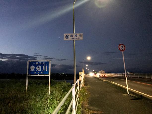 彦根市!!<2日目>関西出張ライドしてきました!梅田〜京都〜琵琶湖
