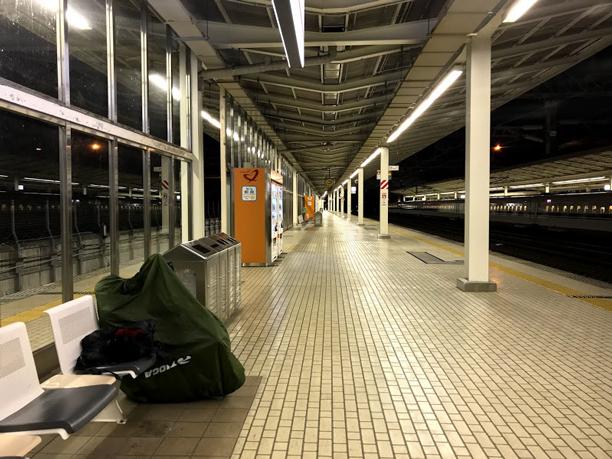 輪行OK!<2日目>関西出張ライドしてきました!梅田〜京都〜琵琶湖