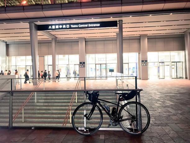 東京駅着!<2日目>関西出張ライドしてきました!梅田〜京都〜琵琶湖