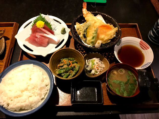 ブルベ中に食べた銚子の海鮮料理のお店!めっちゃ早く出て来てくれて助かりました^^