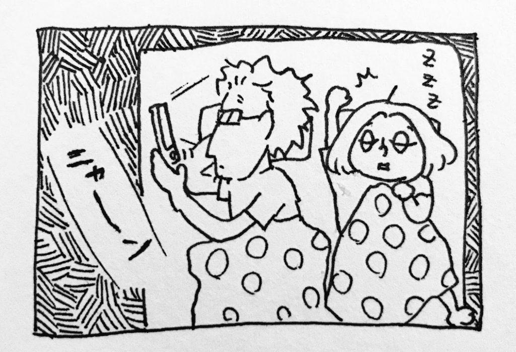 【日常編】Twitterに投稿しているPちゃんの日常4コマ漫画まとめ<12話>