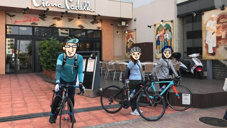 初心者女性ローディ2名とぶり夫とゆるポタサイクリング〜車道少なめ&写真映えスポット巡りなコース紹介〜