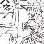 Twitterに投稿しているPちゃんの日常4コマ漫画まとめ3<全13話>手ぬぐいの妖精