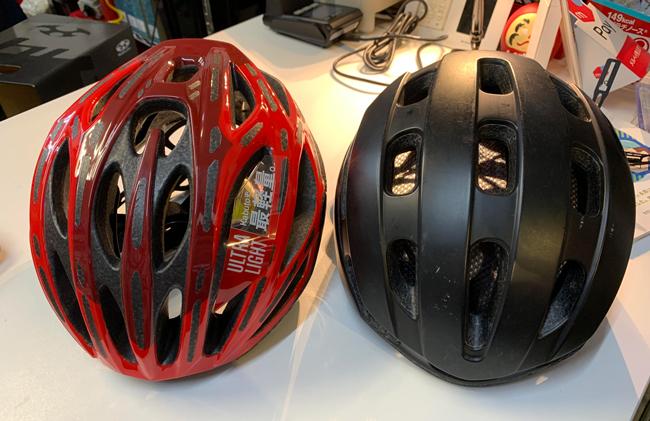 サイクリングヘルメットのOGK KABUTOのKOOFUからFLAIRにチェンジ!!使用感レビュー☆