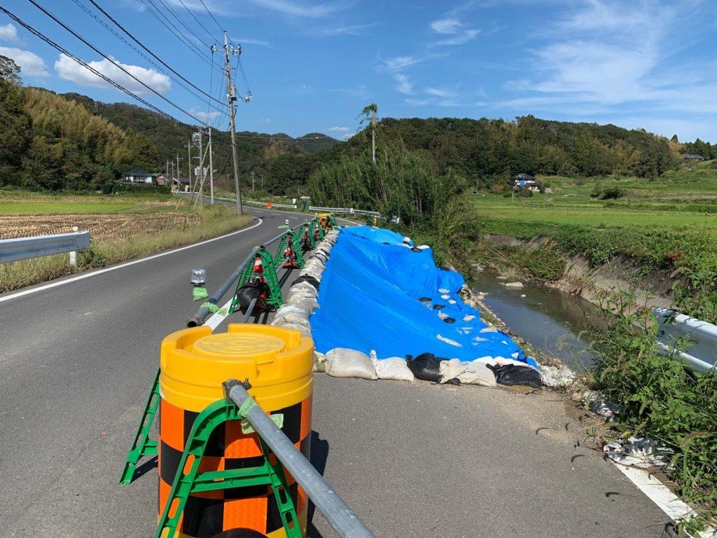 千葉の房総にぶり夫と台風の復興応援ライド行ってきました!100kmコース配信中♪
