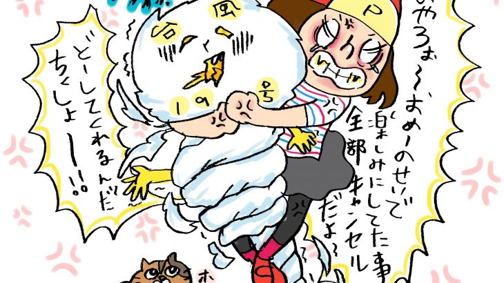 Twitterに投稿しているPちゃんの日常4コマ漫画まとめ5<全13話>